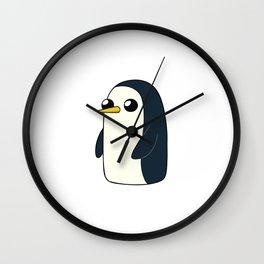 Gunter Penguin  Wall Clock