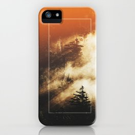 The Woods Have Secrets iPhone Case