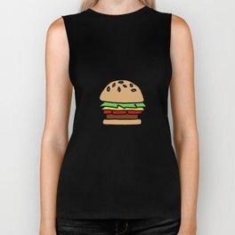 Burger Off Biker Tank