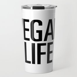 Vegan life Travel Mug