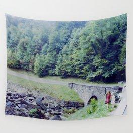 Roadside Kids Wall Tapestry