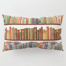 Jane Austen Vintage Book collection Pillow Sham