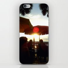 Tropical Sunset iPhone & iPod Skin