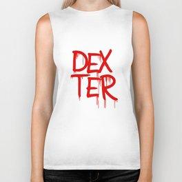 word: Dexter Biker Tank