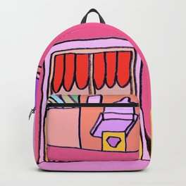 House Called Venus - Colorful Backpack