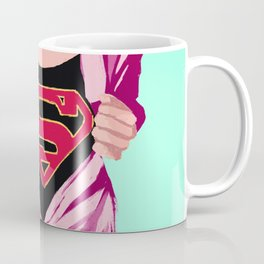 Girl, you're super Coffee Mug