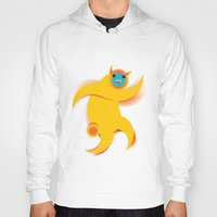 robert farkas Hoodies featuring Robert by res_fly