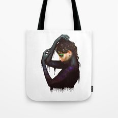 The Girl 2 Tote Bag