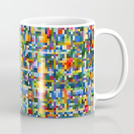 Dancing Star Detail Coffee Mug