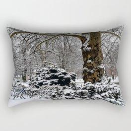 Winter Shade Rectangular Pillow