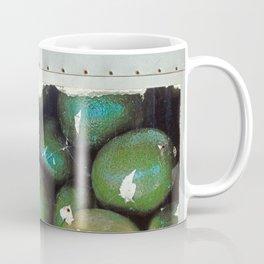 Lime Truck Coffee Mug