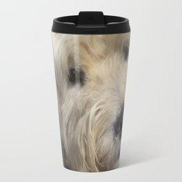 Dog Goldendoodle Travel Mug