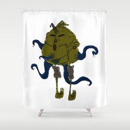 Pierrick Rivard Shower Curtain