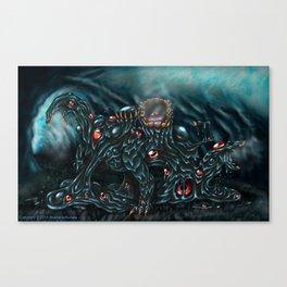 The Shoggoth Canvas Print