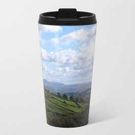 View from Orrest Head, The Lake District - Landscape and Nature Photography Travel Mug