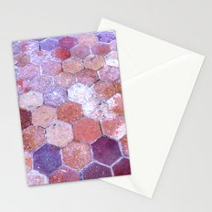 Cathedral Tile, Chartres France Stationery Cards