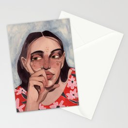 I Was Never There Stationery Cards