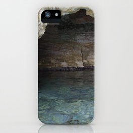 Grotto 8 iPhone Case