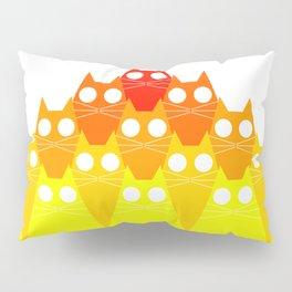 Cats Mountan Pillow Sham