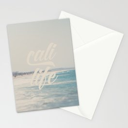 cali life ...  Stationery Cards