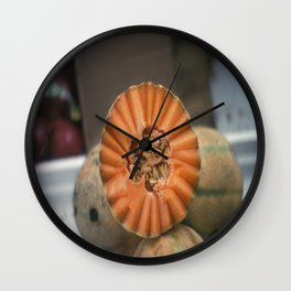 A Melon! Wall Clock