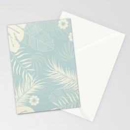 Tropical pattern 050 Stationery Cards