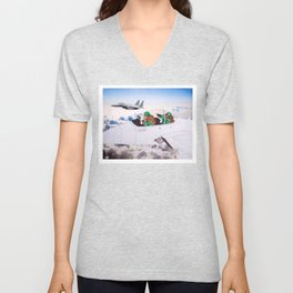 Flightless Birds Unisex V-Neck