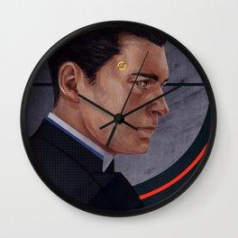 Deviant Hunter Wall Clock