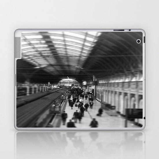 Paddington Station Laptop & iPad Skin