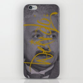 Weirdo: Einstein iPhone Skin