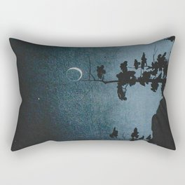 Walter Prichard Eaton - In Berkshire fields - 1920 - vintage Ombre Night Sky Rectangular Pillow