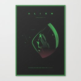 Alien 1979 Canvas Print