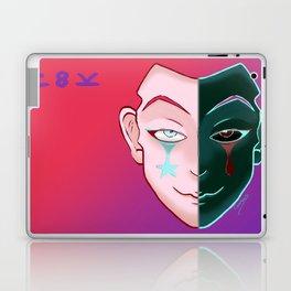 Hisoka - Happy & Perverse Laptop & iPad Skin