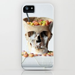 Cereal Killer #2 iPhone Case