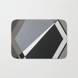 London - hexagon Bath Mat