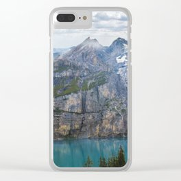 Perfect landscape Clear iPhone Case