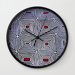 Magic Cube Wall Clock