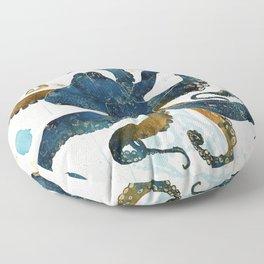 Underwater Dream III Floor Pillow
