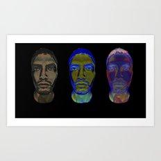 IDJ Art Print