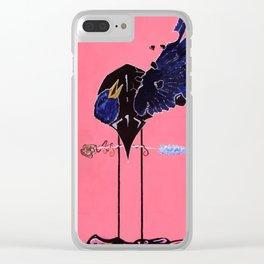BREAK! Clear iPhone Case