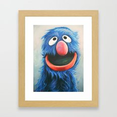 Grover Framed Art Print