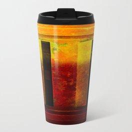 Burnt Travel Mug