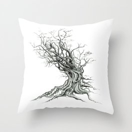 Good Timber Throw Pillow