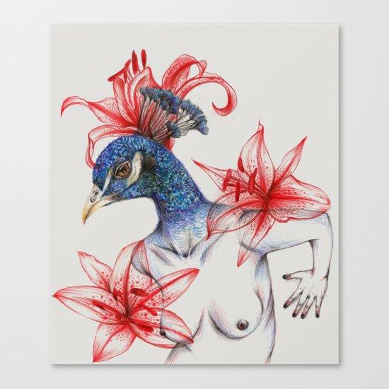 Breed II Canvas Print