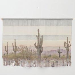Arizona Desert Wall Hanging