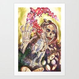 Last Trip Art Print