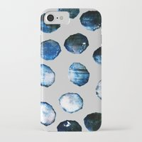 mineral iPhone & iPod Cases featuring mineral 03 by LEEMO