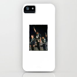 1968 Olympics Salute for Human Rights iPhone Case