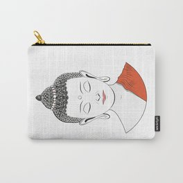 Life of Buddha Carry-All Pouch