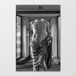 Roman Female Canvas Print